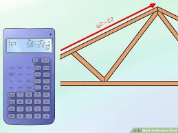 How To Frame A Hip Roof Addition How To Frame A Roof With Pictures Wikihow
