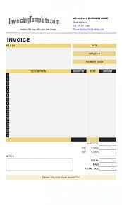 small business invoice template saneme