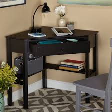 corner writing desk multiple finishes walmart com
