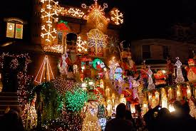 Dyker Heights Christmas Lights Dyker Heights Brooklyn Holiday Light Show