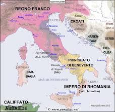 europe peninsulas map euratlas periodis web map of the apennine peninsula in 800