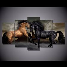 online get cheap brown horse posters aliexpress com alibaba group