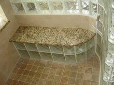 glass block bathroom ideas pin by jamieson on remodel glass blocks bath and