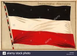The Germany Flag Flag Of The German Empire Stock Photo Royalty Free Image