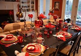 christmas party table decorations elegant christmas table decorations for 2016 easyday for christmas