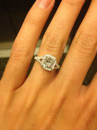 engagement rings cushion cut 25 best cushion cut split shank engagement ring ideas on