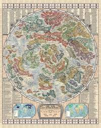 Types Of World Maps by These Literature World Maps Are Genius The Best Stuff Online