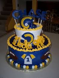 rams football cake by amber u0027s little cupcakery cakes u0026 cupcakes
