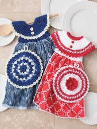 pattern crochet towel holder crochet towel holder crochet towel holders crochet kitchen and