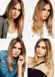 what is in hair spring and summer 2015 cara delevingne for topshop spring summer 2015 collection hair