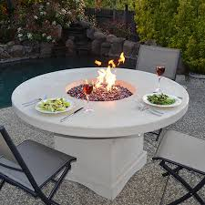 Outdoor Firepit Gas Mount Lassen Gas Pit Table Woodlanddirect Outdoor