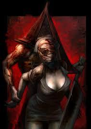 Pyramid Head Halloween Costume Pyramid Head U0026 Nurse Awesome Picture