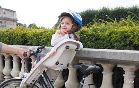 siège vélo pour bébé un nouveau siège vélo enfant dans notre famille