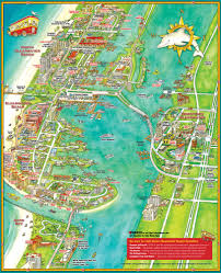 Florida Interstate Map by Clearwater Jolley Trolley Route Clearwater Florida 727 445 1200