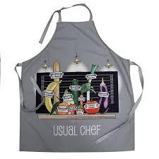 tablier de cuisine original femme tablier de cuisine humoristique pour homme et femme