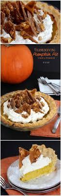 thanksgiving pumpkin pie pint sized baker
