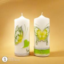 kerzen design 33 best kerzen verzieren images on silver candles and