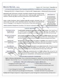 sample resume for ceo executive resume sample mary elizabeth bradford the career artisan