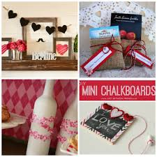 Homemade Valentine S Day Gifts For Her by 15 Valentine U0027s Day Diy And Craft Ideas
