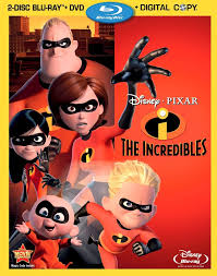 incredibles video pixar wiki fandom powered wikia