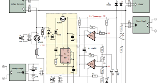 circuit diagram of the overall design of the router u2013 readingrat net