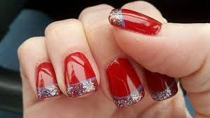 15 simple amp easy christmas nail art designs amp ideas 2012