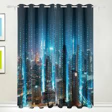 Panel Curtain Room Divider by Sliding Door Curtain Fnsterviva Panel Curtain Dark Gray Ikea