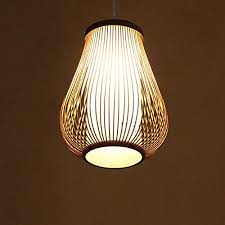 Bamboo Ceiling Light Bamboo Ls L Shades The Bamboo Emporium