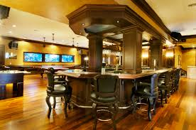outstanding game room bars designs gallery best inspiration home