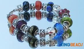 pandora style bead bracelet images Wholesale glass crafts handicrafts pendants pandora style beads jpg