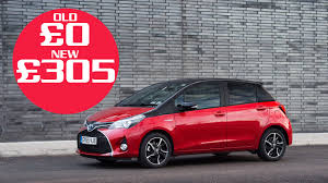 how much are peugeot cars road tax 2017 how much more will britain u0027s best selling cars cost