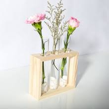 Wall Mounted Glass Flower Vases Online Get Cheap Glass Bud Vases Aliexpress Com Alibaba Group