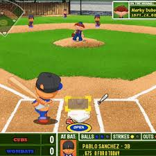 Kenny Backyard Baseball Breaking Backyard Baseball