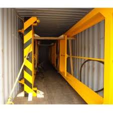 industrial mechanical container lift spreader for lifting 20 ft