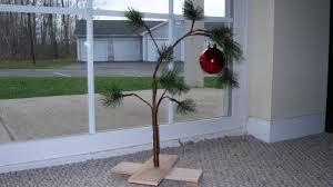 snoopy tree brown oh christmas tree christmas lights decoration