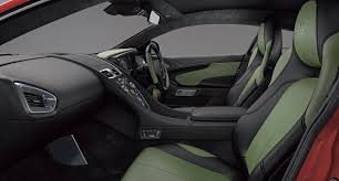 aston martin vanquish interior 2017 red alert discover the new limited edition vanquish s