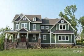 Farmhouse With Wrap Around Porch exteriors