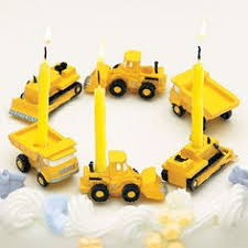 construction cake toppers truck cupcakes construction truck cupcake toppers
