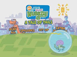 wow wow wubbzy tale tails dvd talk review dvd video