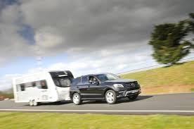 mercedes towing mercedes ml350 bluetec tow car awards