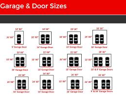 two car garage door size wolofi com