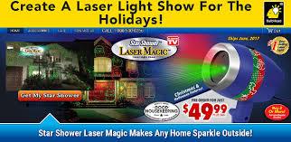 star shower laser light reviews star shower laser magic review holiday laser light display