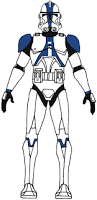 clone trooper commander phase i armor by bcmatsuyama on