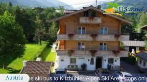 hotel pension heike aurach bei kitzbühel hotels austria youtube