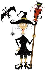 small halloween witch with no background free witch clip art pictures clipartix