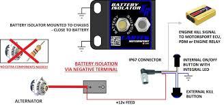 cartek battery isolator xr kit u2013 v sport australia