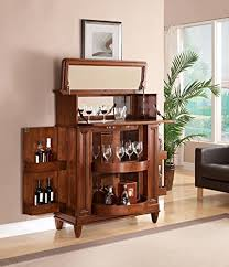 Pulaski Bar Cabinet Pulaski Bar Cabinet Espresso Brown