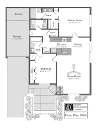 Condo Blueprints by Floorplans Luxury Condominium Ranch Style Homes From Murphy