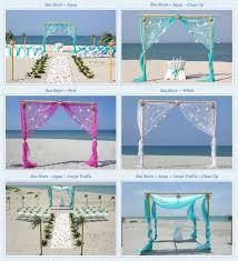 Wedding Arches Beach Best 25 Florida Beach Weddings Ideas On Pinterest Beach Wedding