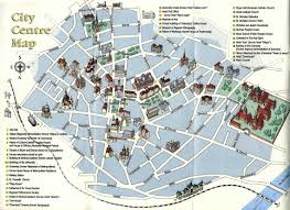 Map Of Vienna Maps